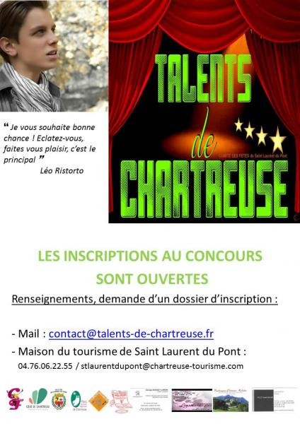 Affiche inscriptions 2016