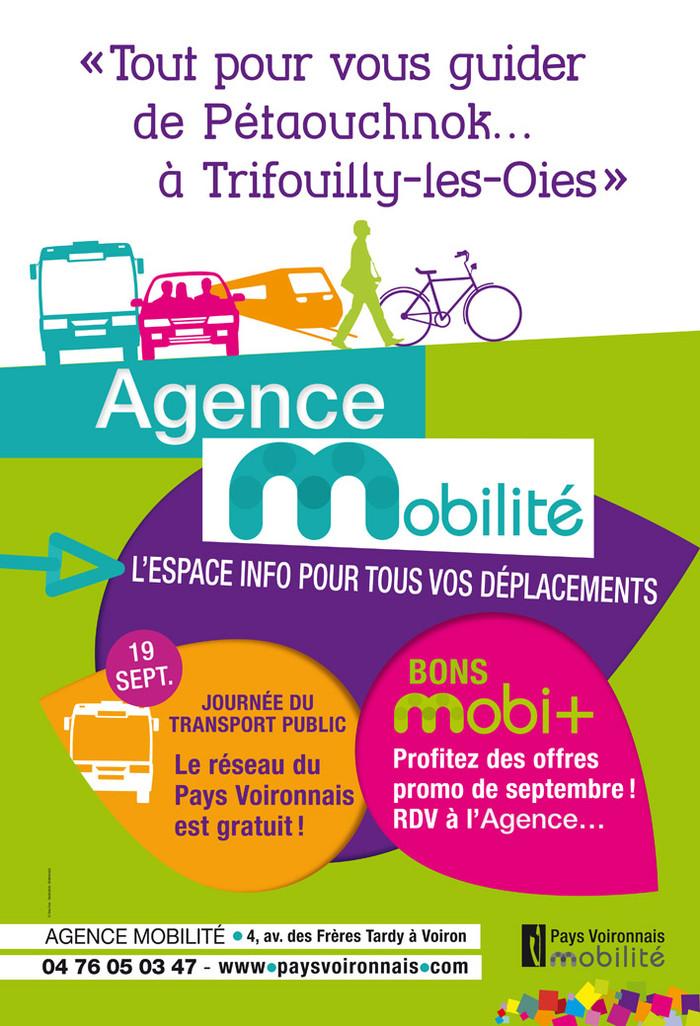 Agence mobilite