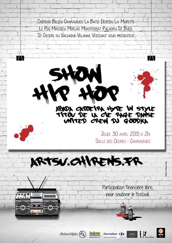 Arts urbains danse hip hop 4