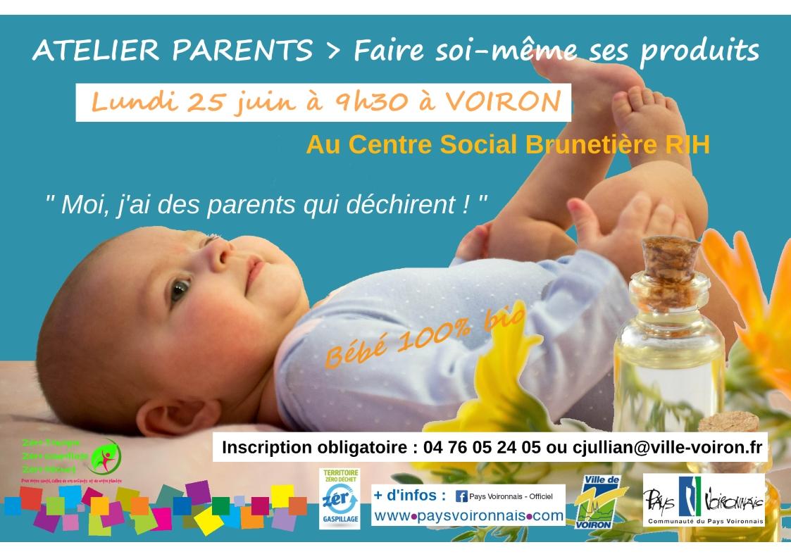 Atelier parent