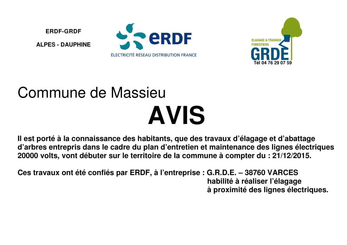 Avis erdf massieu dec 2015