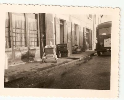 La  cote d'Ainan dans les années 50