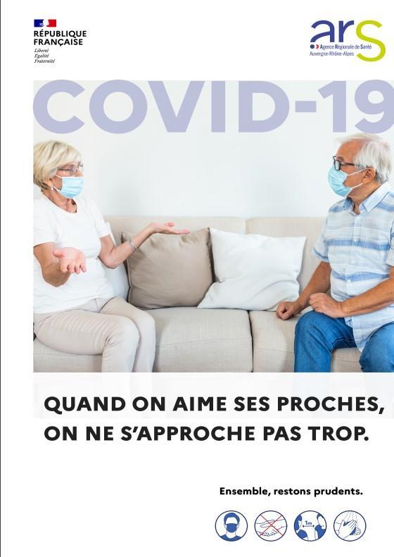 Covid affiche