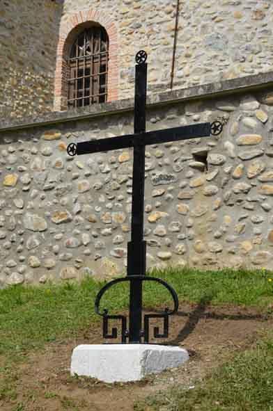 La croix de la lépreuse
