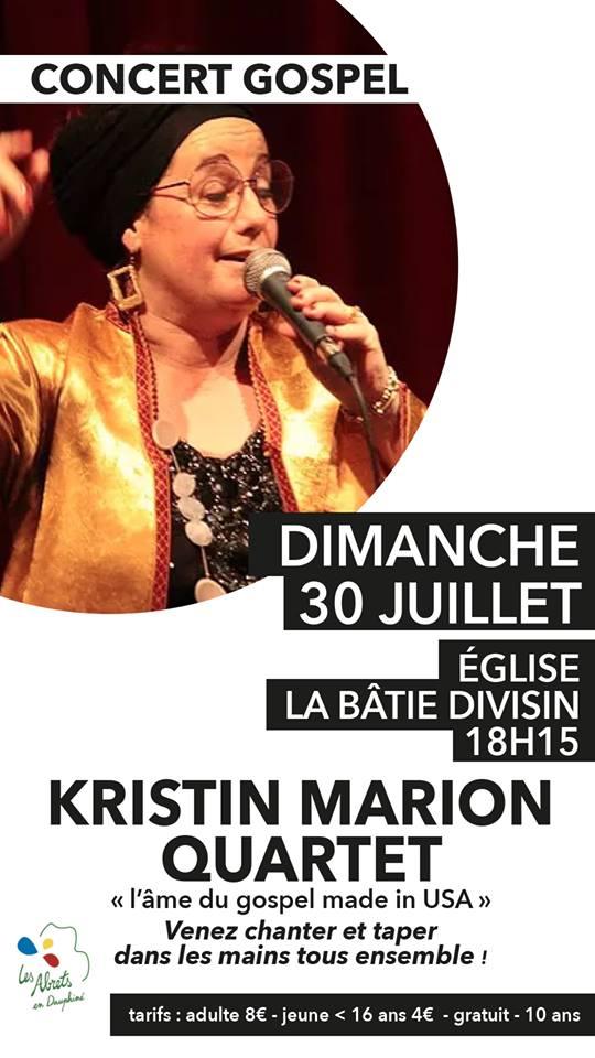 Kristin marion