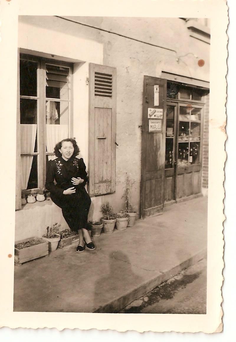 La  Côte d'Ainan dans les années 50