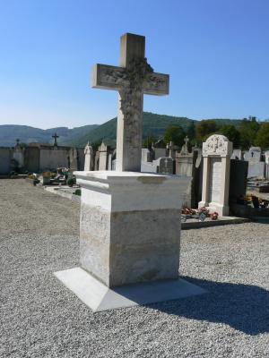 Croix du cimetière