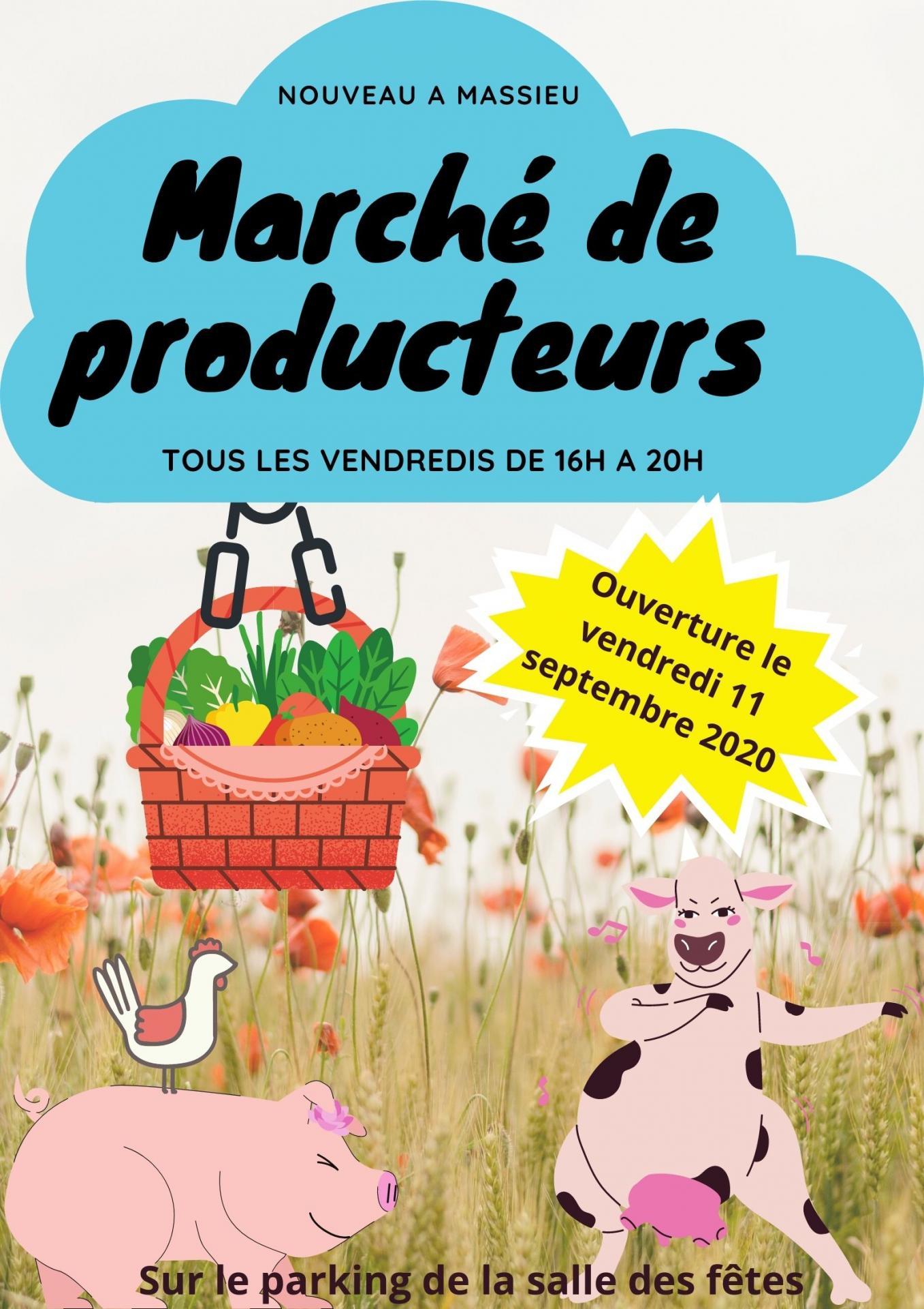 marche de producteurs
