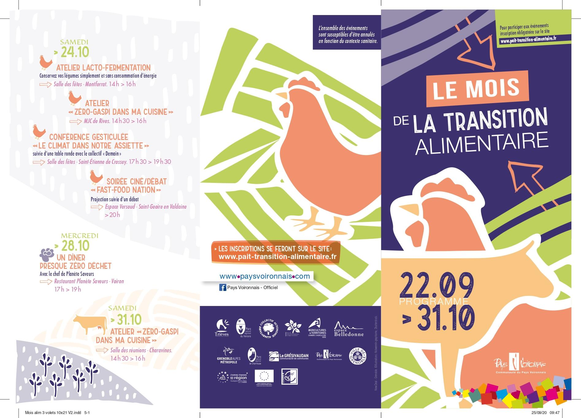 Programme mois transition alimentaire page 0001