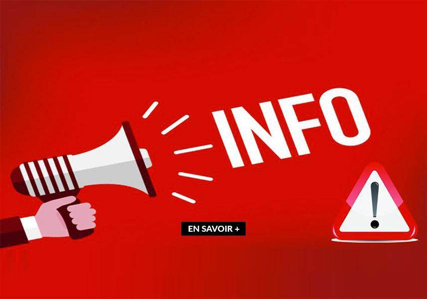 Alerte fraude - Faux agents du Pays Voironnais